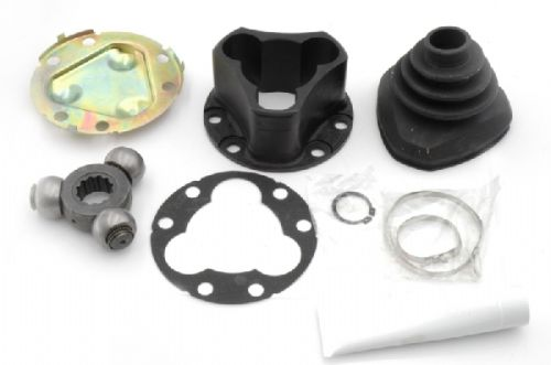 Inner drive shaft joint kit - New type with needle rollers.